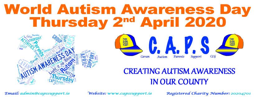 2020 World Autism Awareness Day