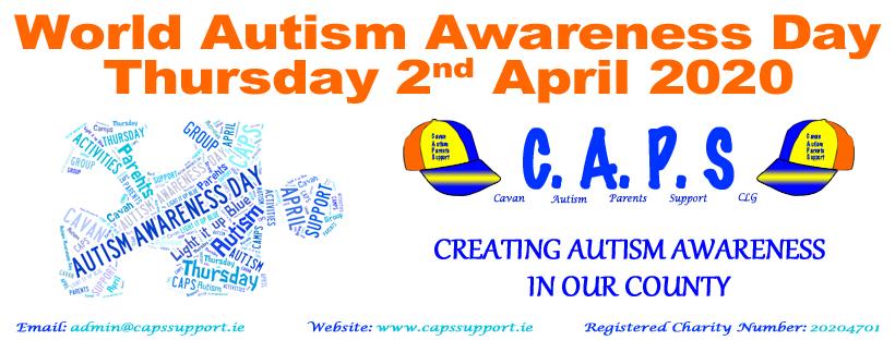 2020 World Autism Awareness Day