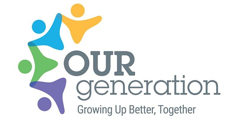 Co-operation Ireland - OUR Generation Logo